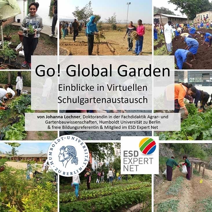 ASA Seminar Einblicke in Virtuellen Schulgartenaustausch von Johanna Lochner