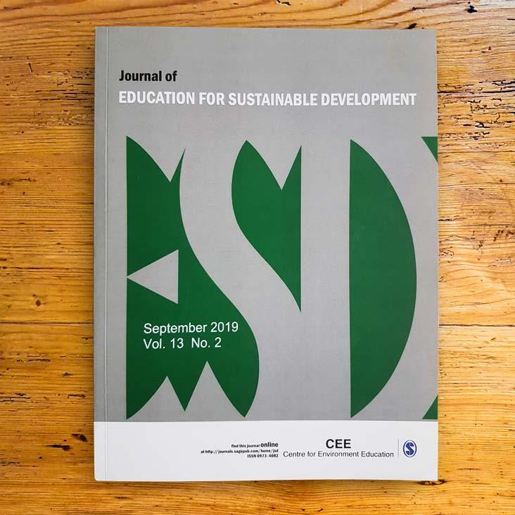 Journal of Education for Sustainable Development VSGE Johanna Lochner