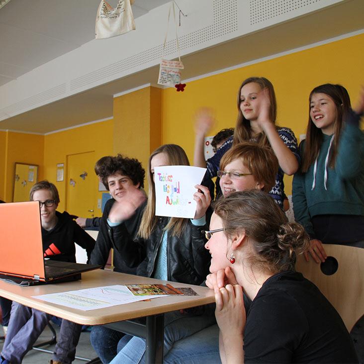 Johanna Lochner Bildungsmodul Virtueller Schulaustausch benbi